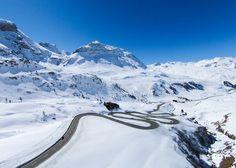 Engadin Switzerland Julierpass