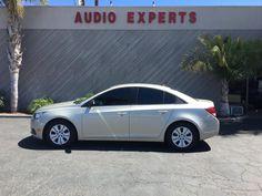 2013 Chevy Cruze Window Tint #AudioExpertsVentura #AudioExperts #AudioVideo #CarStereo #StereosVentura #Ventura #VenturaCA #VenturaCalifornia #California #CustomAudio #WindowTint #Chevy #Cruze #ChevyCruze