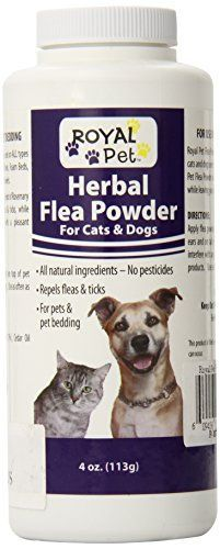 Pyara Paws Royal Pet Herbal Flea and Tick Powder * You can find more details by visiting the image link.
