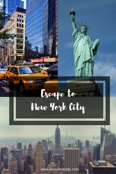 NYC is one of the world's most exciting cities. With so much to do and see, I've put together my favourites so you can have the perfect getaway! / #NYC #USA  Read more: www.liverecklessly.com/: