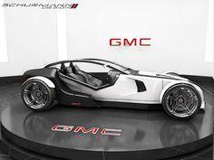 GMC new concept car