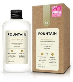 Fountain The Glow Molecule 240ml Winner at the Cosmopolitan Beauty Awards 2014, Fountain The Glow Molecule is a dietary supplement with sweetener developed to deliver a youthful-looking glow. With a high-strength reactive Glutathione http://www.MightGet.com/january-2017-11/fountain-the-glow-molecule-240ml.asp