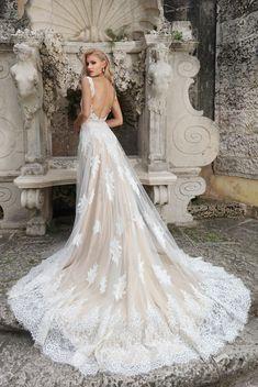 Courtesy of Ashley and Justinwedding dresses; www.ashleyjustinbride.com #weddinggowns