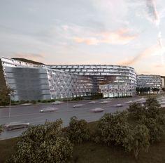 Zaha Hadid, complejo residencial Esfera City Center en Monterrey - Arquitectura Viva · Revistas de Arquitectura