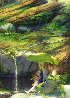 The Art Of Animation, Benitaman - http://benitama.tumblr.com -...