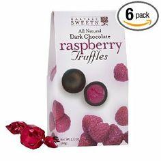 Harvest Sweets Chocolate Raspberry 2 6 Ounce