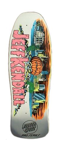 """My first """"pro"""" skate deck. Yeah."""