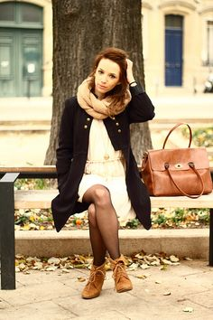 French blog...pretty much all I can make out is Zara and H&M, and that is all I need to know!