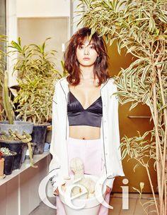 "2016 April CeCi Korea COVER Shooting ""예쁜게 다가 아니에요""  Model Nana Photographer Zoo…"