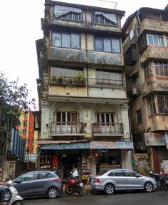 Mumbai daily: Tiny building