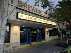 Ballast Point San Diego CA