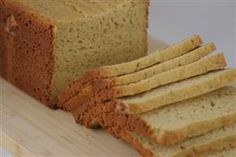 Checkout this recipe for Gluten-Free Sandwich Bread for the Bread Machine I found on BobsRedMill.com