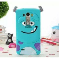 Proporciona una protección extra y da un toque de elegancia a su móvil con esta Carcasa barata divertida diseño muñecos silicona para LG G3