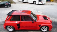 Renault 5 Turbo 2, can we get these in the States?