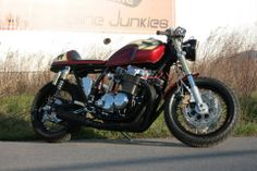 honda cb750 by adrenaline junkies https://www.facebook.com/adrenalinejunkies1997