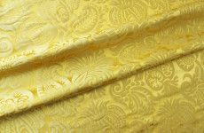Our followers save an additional 25% on Grenade Designer Fabric in Chartreuse Yellow with the FabricSeen secret sale. It's now only $56.25 per yard (down from $220 originally) for a limited time!!