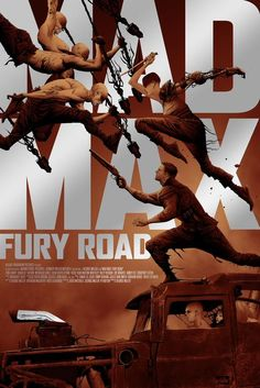 Mad Max - Fury Road, BrotherTedd.com