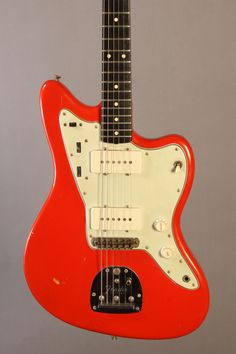 Fender cyclone ii rare early 00s mustangstratjaguar hybrid catch of the day george fullertons 1957 fender jazzmaster the fretboard journal keepsake freerunsca Image collections