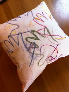 Memory Pillow -Great gift for mother's day/ teacher/ father's day