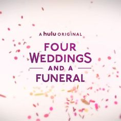 Four Weddings and a Funeral premieres July only on Hulu. Damascus Steel Chef Knife, Win For Life, Publisher Clearing House, Cold Brew Coffee Maker, Winning Numbers, Real Coffee, Grilling Gifts, Perfume, Fitness Gifts