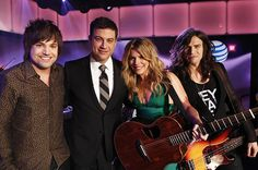 The Band Perry on Jimmy Kimmel Live