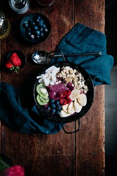 Acai bowl of goodness / Marta Greber