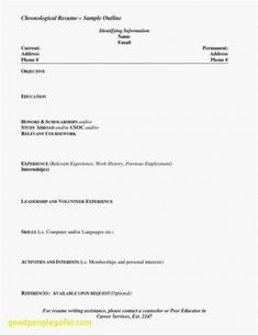 a resume for a highschool student best unique resume for