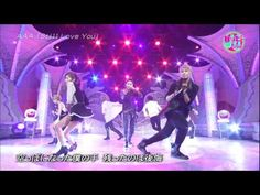 """[LIVE] """"Still Love You"""" by AAA. AAA (pronounced triple-A) is short for """"Attack All Around"""" and is the first Japanese group I heard of way back in 2007. One of my personal favorites."""
