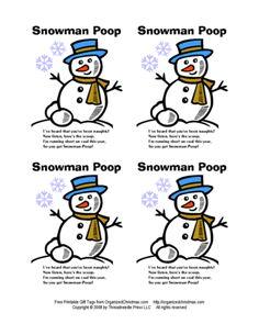 1000+ ideas about Snowman Poop on Pinterest | Reindeer Poop, Snowman ...