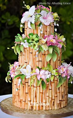 Wedding Guest Dresses Near Me order Wedding Cake Designs One Layer an Wedding Cakes Serving Ideas behind Wedding Cakes Raleigh Nc Gorgeous Cakes, Pretty Cakes, Cute Cakes, Amazing Cakes, Cool Wedding Cakes, Wedding Cake Designs, Tiki Wedding, Wedding Vows, Wedding Venues