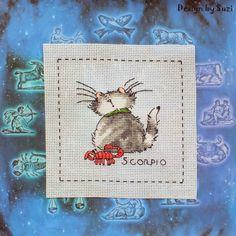 Margaret Sherry: Cattitude Horoscopes (Scorpio)