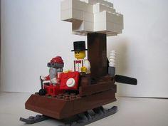 Steampunk Santa | Flickr - Photo Sharing!