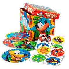 Hallmark 221701 Disney Mickey Fun and Friends Scavenger Hunt Party Game #Disney