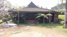 Joglo, javanish traditional house.. homestay with javanish traditional concept