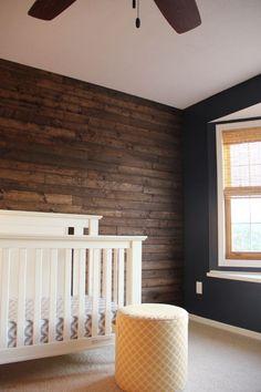 Фото из статьи: 5 способов применения деревянных панелей в интерьере