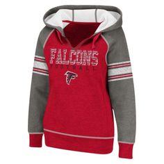 Atlanta Falcons Toddler Go Team Hoodie & Pant Set - Ash/Black