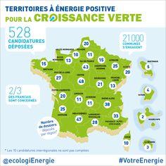 La transition énergétique en marche : 212 territoires à énergie positive - Ministère du Développement durable