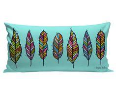 Подушка - шелк, 30х60 см