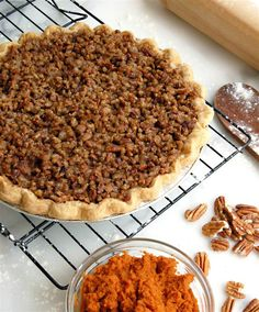 Start baking Thanksgiving pies early! Make Magnolia's pumpkin praline, apple and more