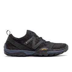 Minimus 10v1 Trail Women's Trail Running Shoes - Black/Grey (WT10SB)