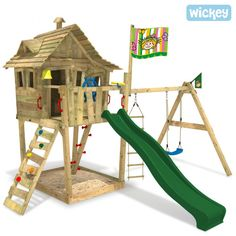 Spielturm Wickey Monkey Island