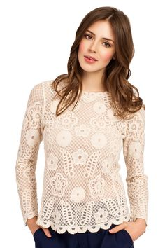 Beautiful Lace Tops for Women : Lace Tops For Women