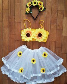 Best Friend Halloween Costumes, Halloween Outfits, Trendy Halloween, Halloween Diy, Disney Halloween, Halloween Kleidung, Sunflower Party, Girl Outfits, Cute Outfits