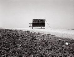 """Sculptures Involuntaires"" Chromogenic print, 49 1/16 x 62 5/8 inches, 2006"
