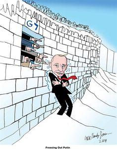 Freezing Out Putin - Randy Jones