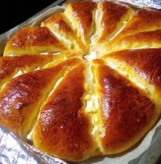 Τυρόψωμο !!! ~ ΜΑΓΕΙΡΙΚΗ ΚΑΙ ΣΥΝΤΑΓΕΣ 2 Food Network Recipes, Cooking Recipes, Greek Cooking, Tasty, Yummy Food, Greek Recipes, Brunch Recipes, Food Hacks, Food To Make