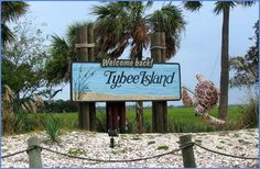 Tybee Island, Georgia - We're not a beach vacation sort of family, but someday we'll have  toes in the sand with @Valerie Hoback and family.