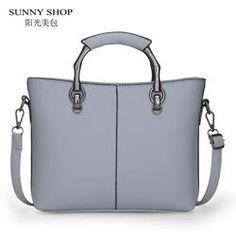 SUNNY SHOP Brand Designer Handbags High Quality Women Bag Women Leather Handbags Fashion Handbags Shoulder Bags