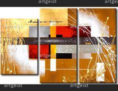 Tableau Géométrie abstraite