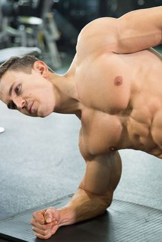 "Abel Albonetti takes you through an hour of gut-wrenching work that will toughen up those abs, especially if they're hiding behind a roll of ""stored energy."""